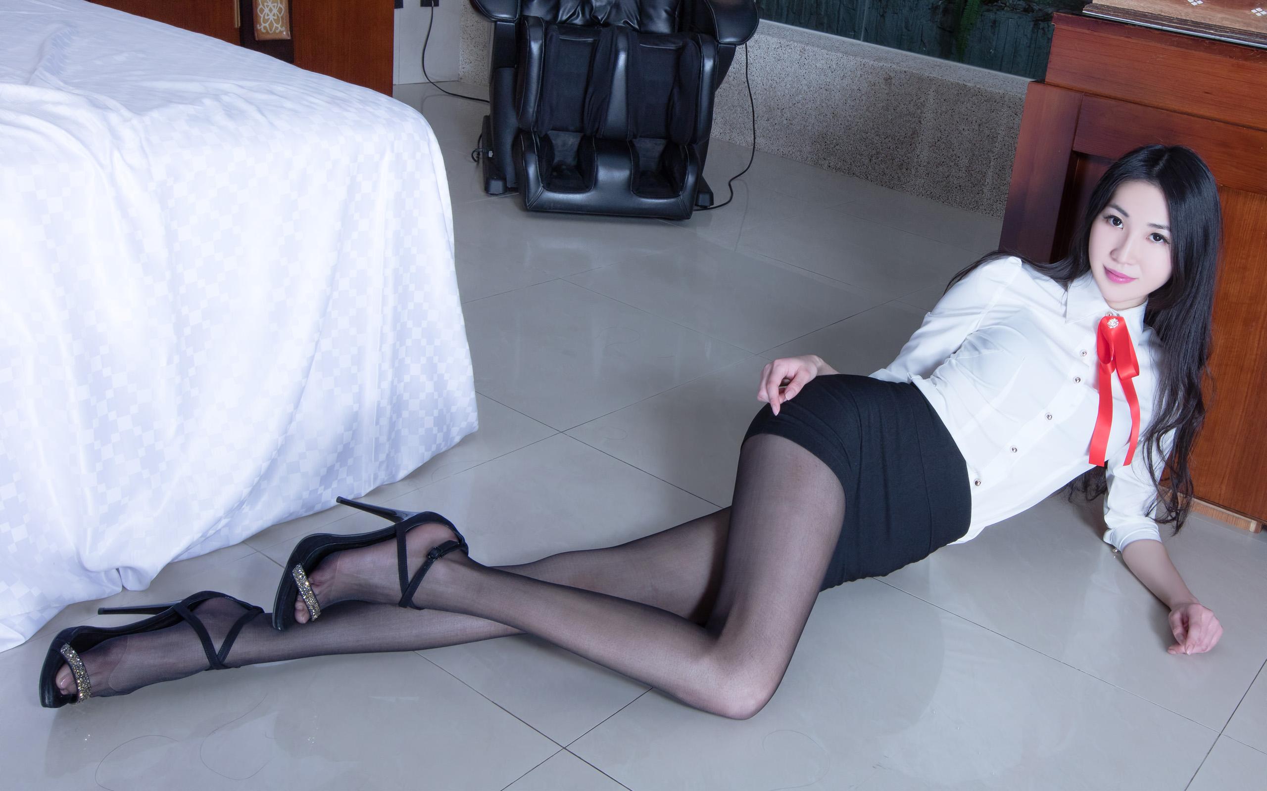 臺灣美腿美女Perri2 - 花開有聲 - 花開有聲