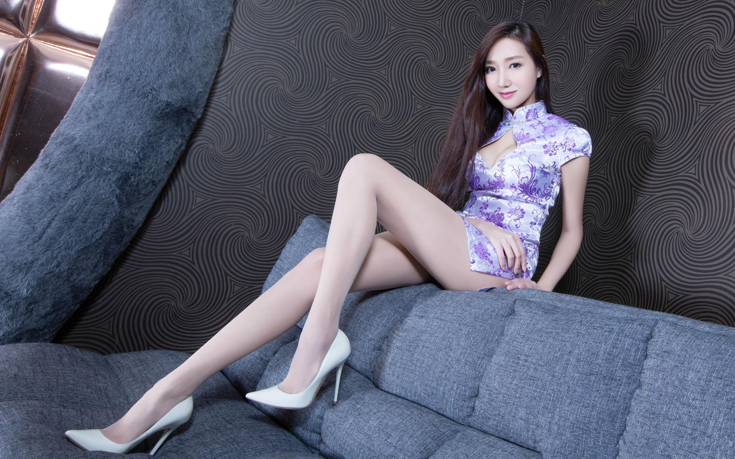 臺灣美腿美女Tina - 花開有聲 - 花開有聲