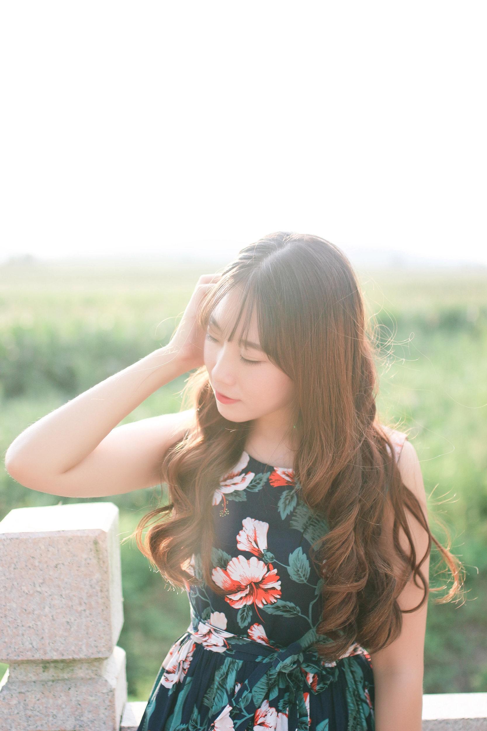我的眼眸,等你路过我的容颜【情感美文】 - 水墨凝烟 - 花仙子的博客.