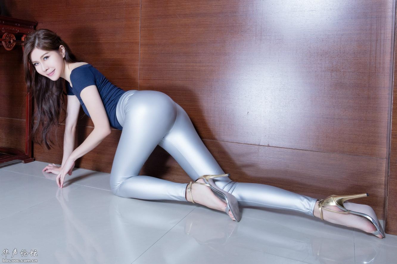 爱秀美腿秀Sarah1 - 花開有聲 - 花開有聲