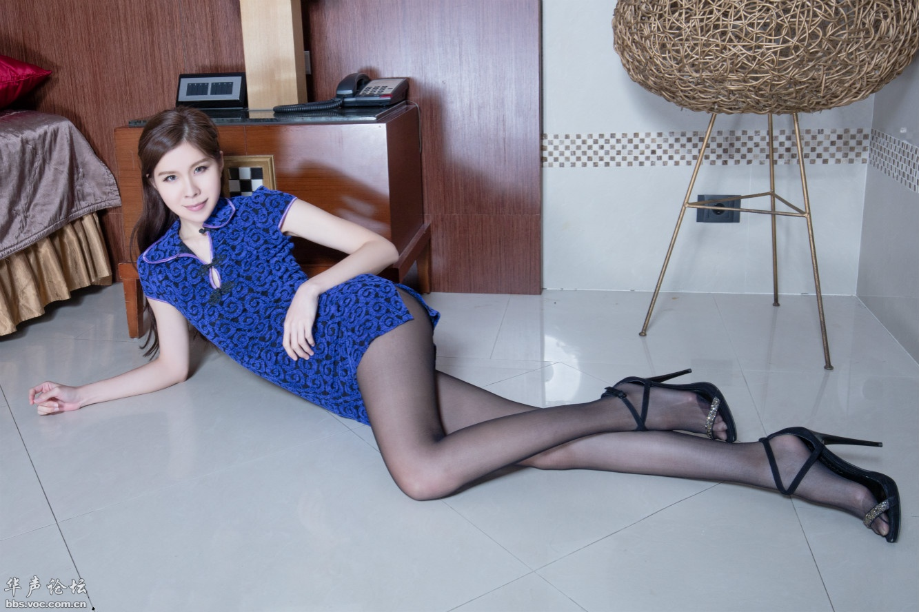爱秀美腿秀Sarah3 - 花開有聲 - 花開有聲