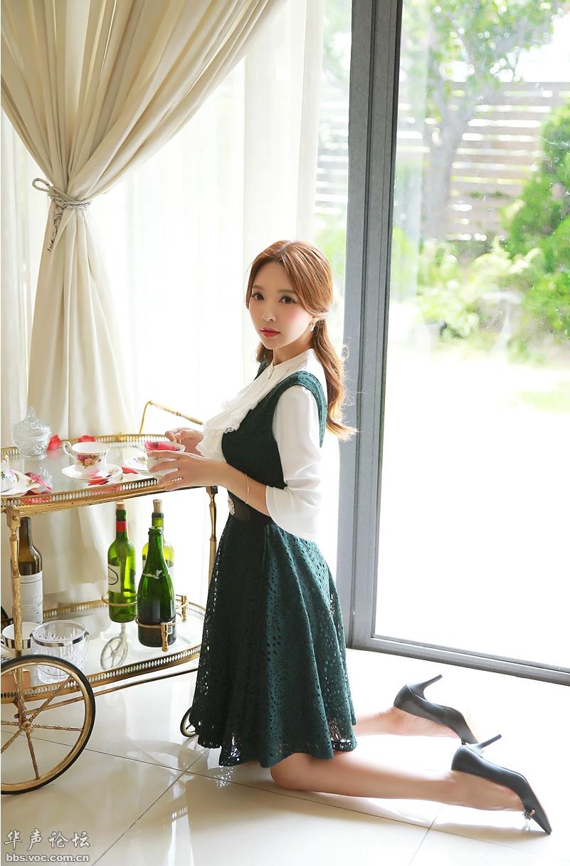 裙装丽人  曼妙有致 - 花開有聲 - 花開有聲