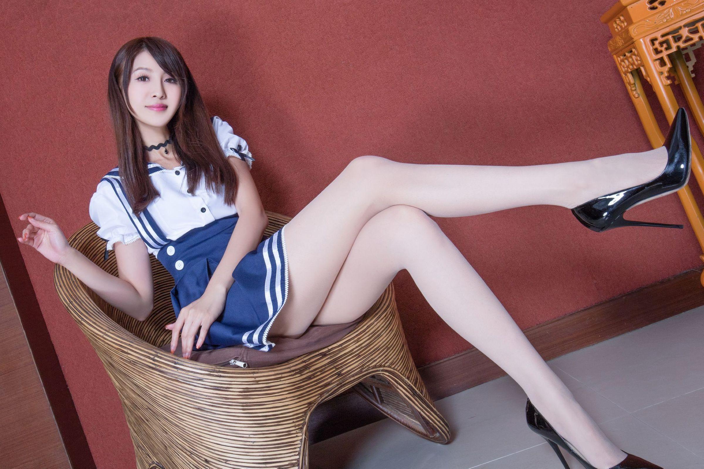 爱秀美腿秀Vicni2 - 花開有聲 - 花開有聲