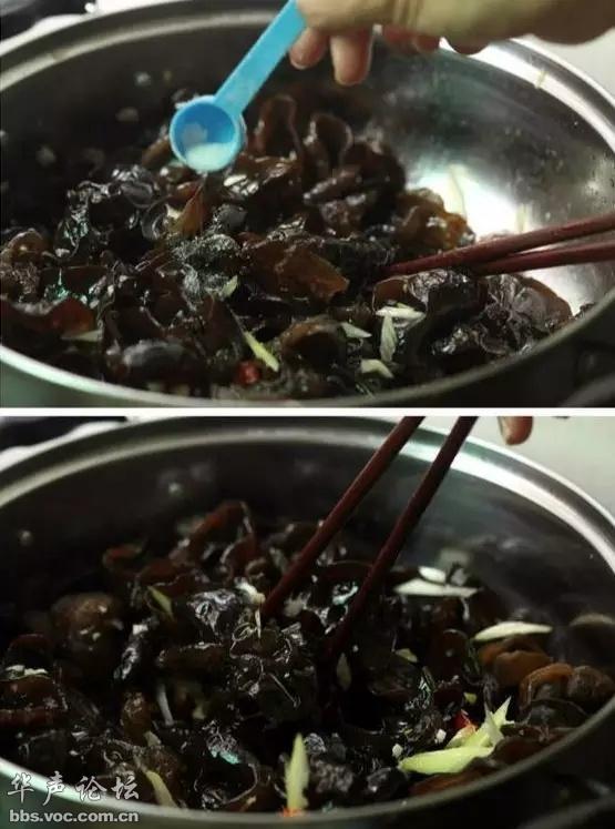秋季的黑木耳果然是最美味的食物( 美食) - 阳子 - ab30208cdefg的博客