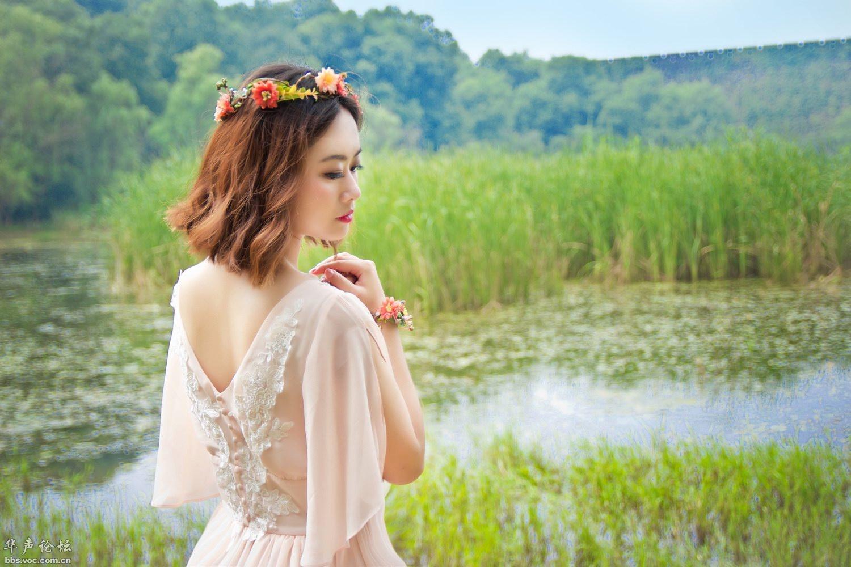 【美图欣赏】金色韶华十 公主的骄傲 - 天际夕阳 - 天际夕阳的博客