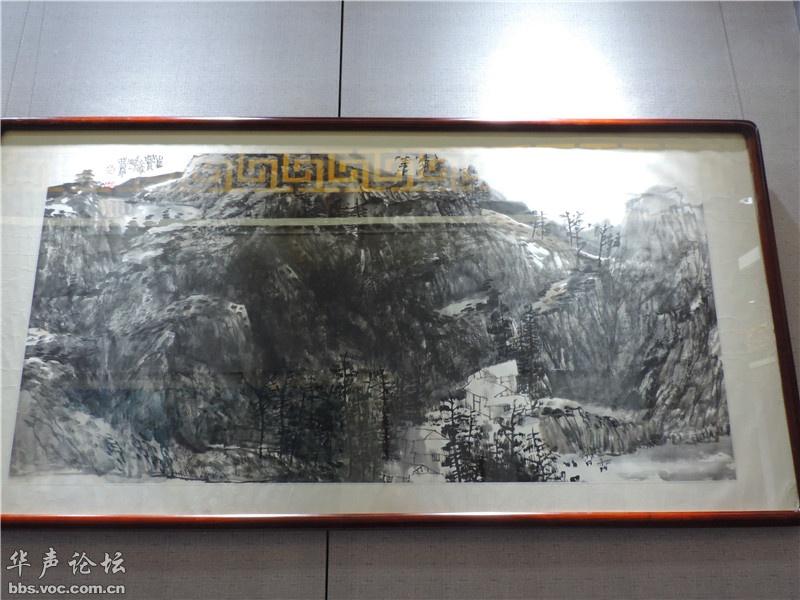 湖南省名家书画精品展 作品欣赏 株洲论坛