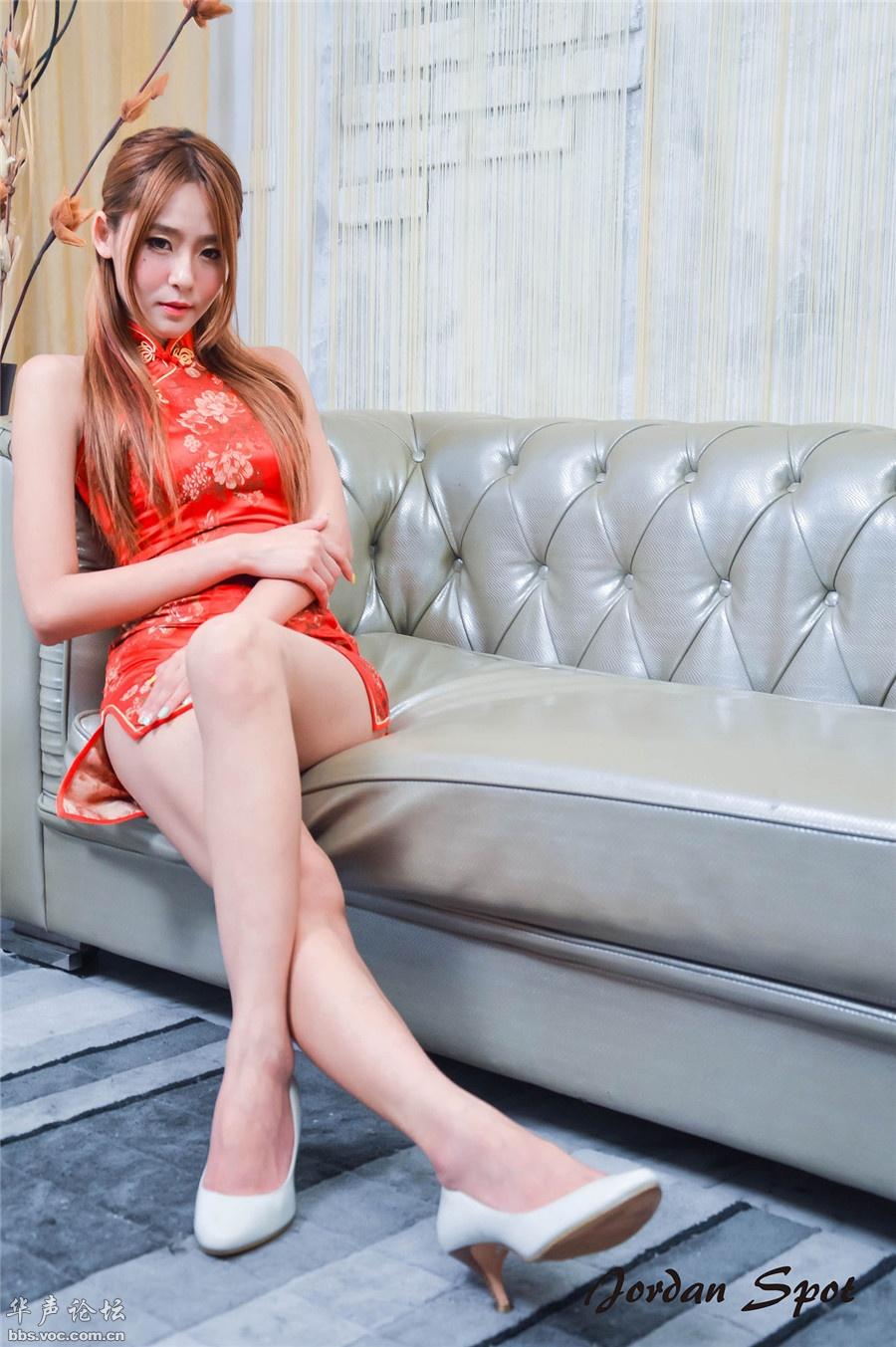 美女庄咏慧妩媚写真 - 花開有聲 - 花開有聲