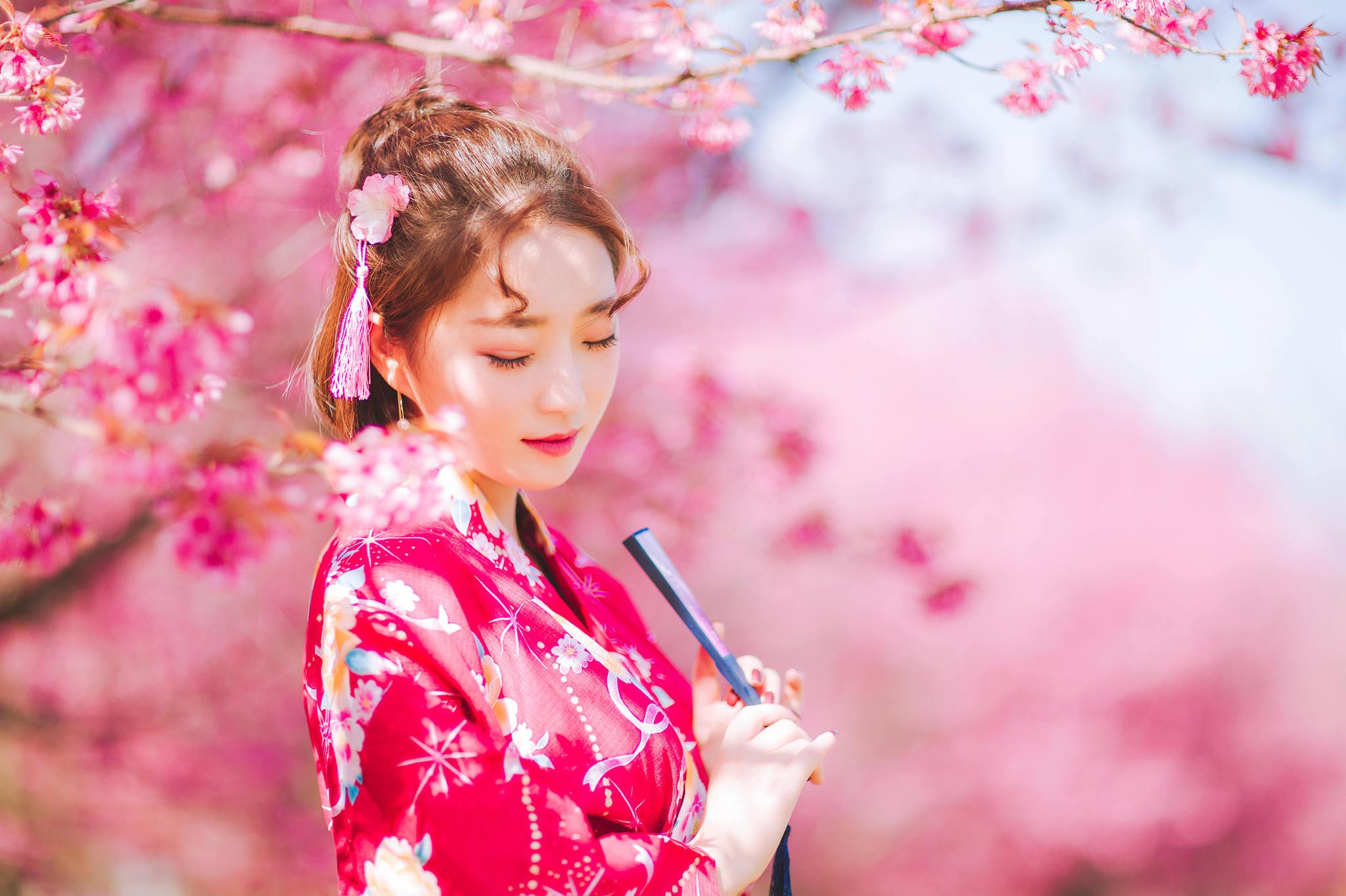 一程光阴,一朵温婉【情感美文】  -  水墨凝烟 - 花仙子的博客 .