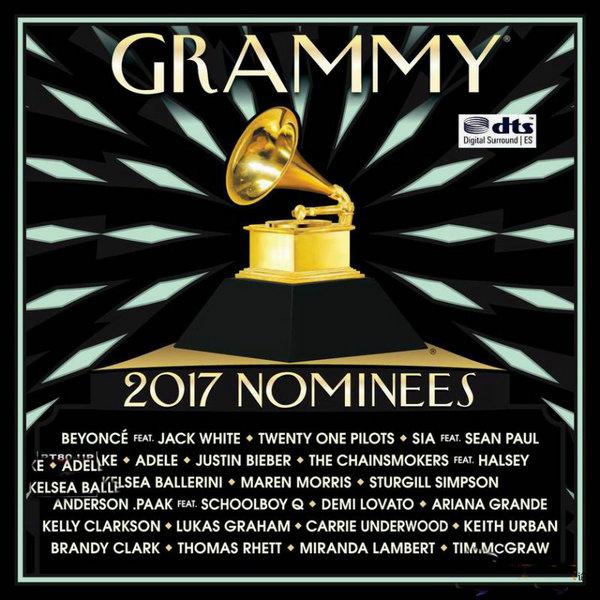 巨星雲集、精采絕倫《2017 GRAMMY Nominees(格莱美的喝彩)》DTS - 啊英 - .