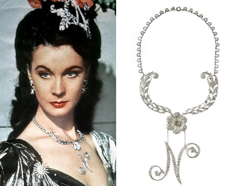 美珠宝店将拍卖藏品好莱坞女星曾佩戴过