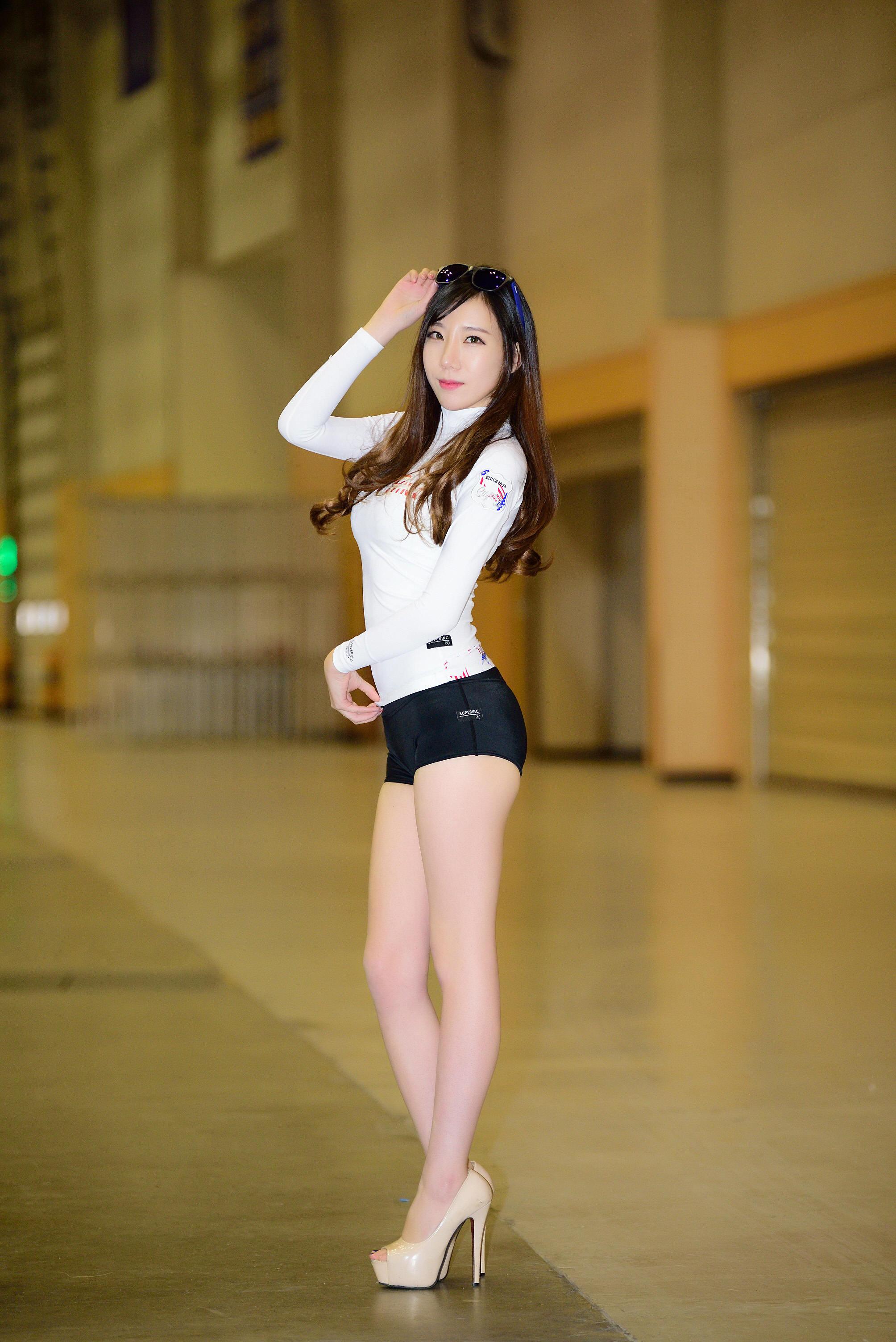 长腿模特 孝媛 - 花開有聲 - 花開有聲
