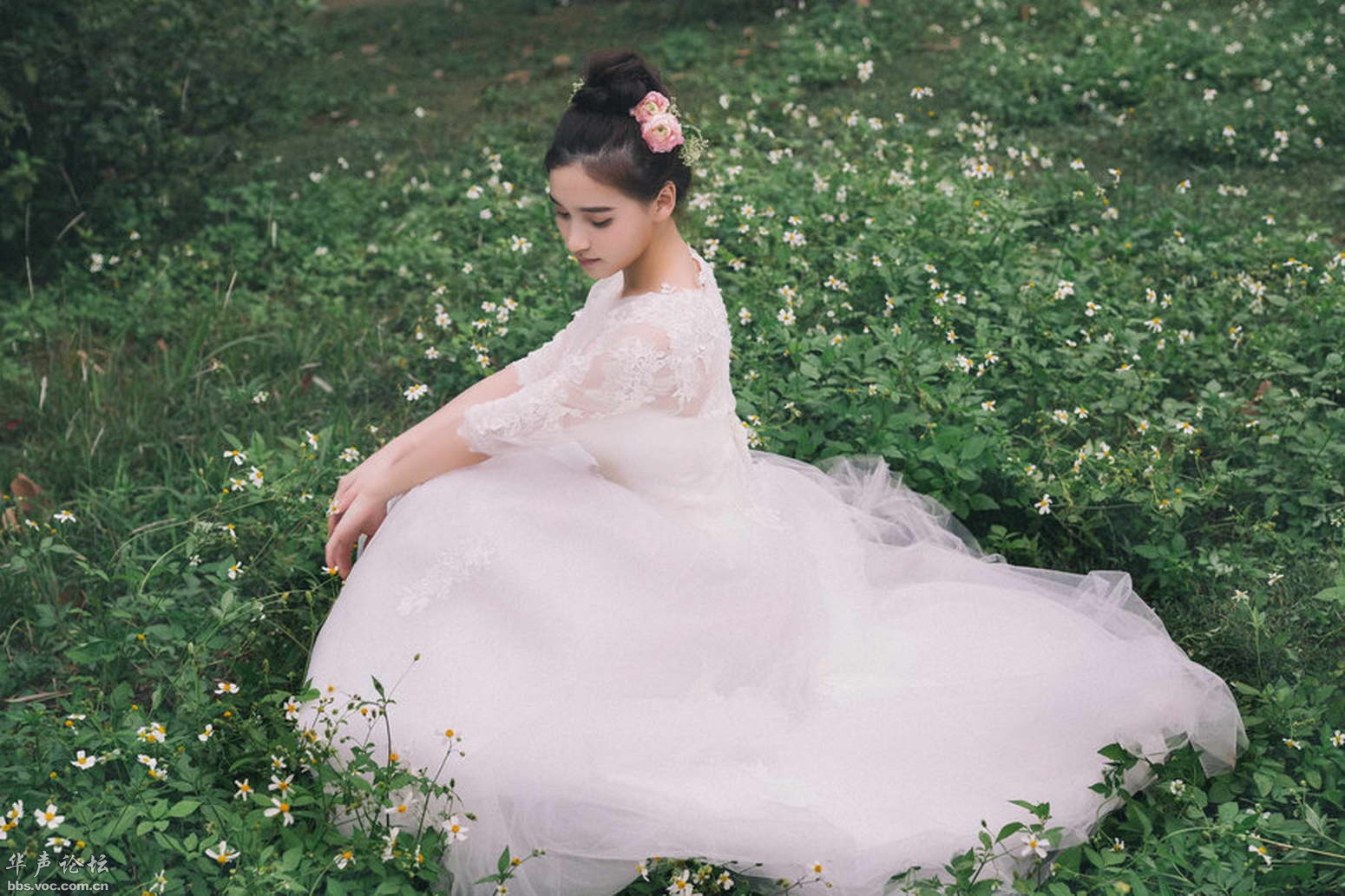 做你梦中的新娘 - 樱子 - 樱子的博客