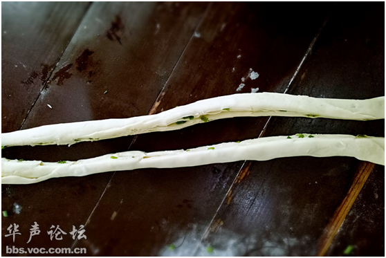 香葱手抓饼[原创](美食) - 阳子 - ab30208cdefg的博客