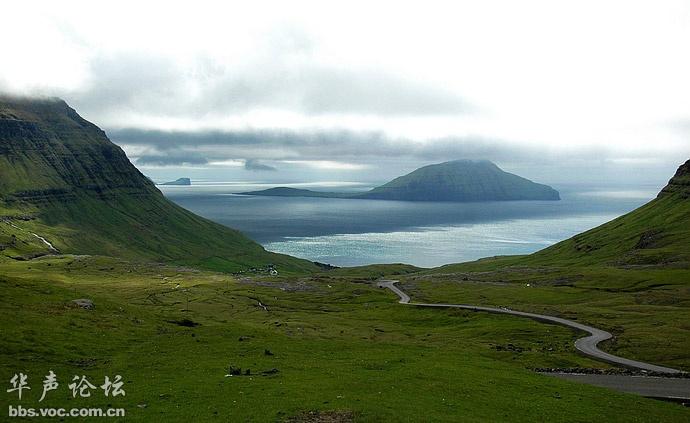 岛国图片社区_法罗群岛,一个多山的岛国。太美了,真正的世外桃源。 - 异域风情 ...