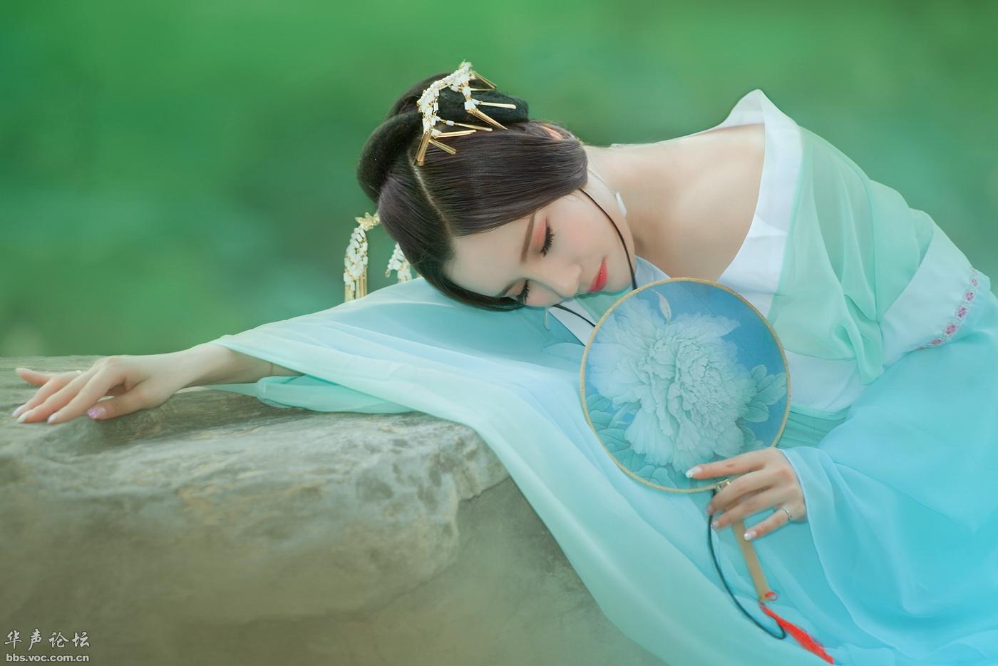 挥墨染尘,梦枕相思饮离殇【情感美文】  -  水墨凝烟 - 花仙子的博客 .