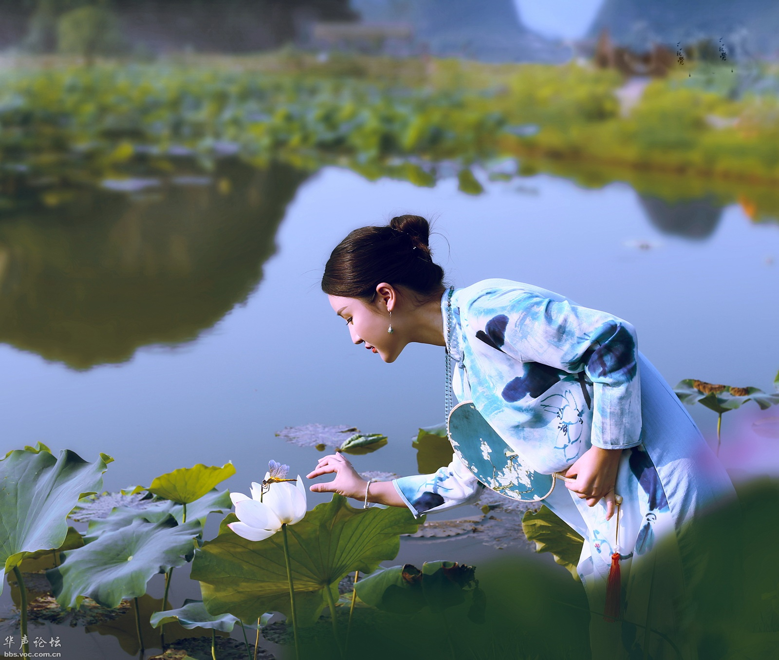 【复制】瑶池醉佳人! - 周公乐 - xinhua8848 的博客