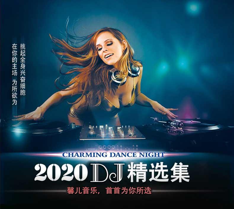 群星《2020最新好听DJ舞曲精选(64)》【320K/MP3/城通】