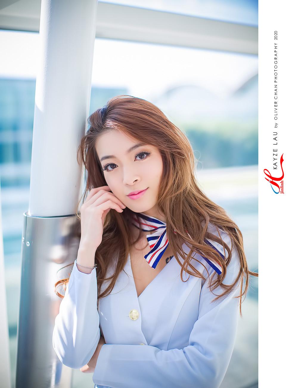 ★制服女生……[xoliverx作品 Kayze Lau 200p]……第285辑