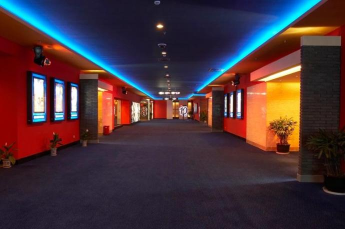 长沙万达简介电影城的影院国际刀枪不入的电影图片
