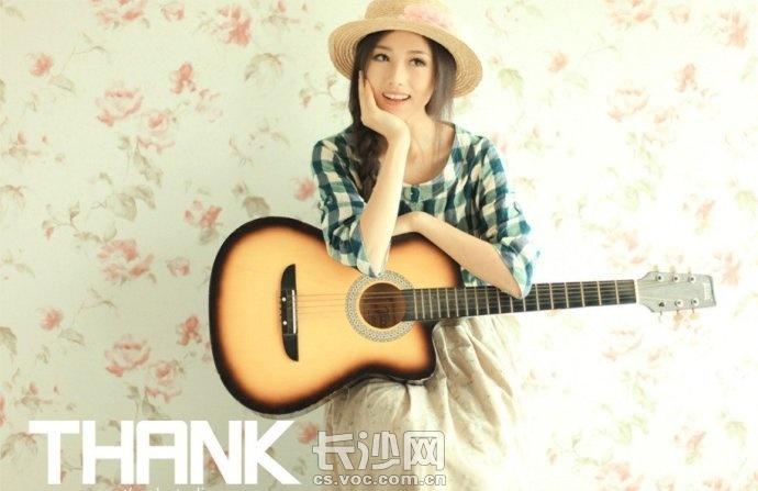 那些年,那些弹吉他的唯美女生 情感话题