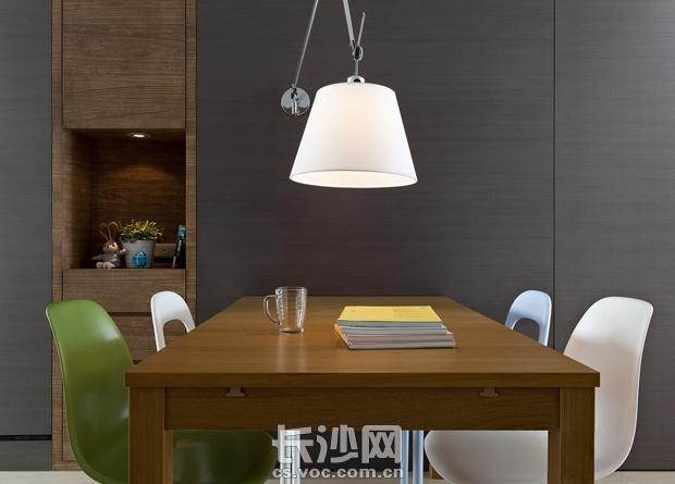 86平米极致简约现代风格室内装修设计 装修交流
