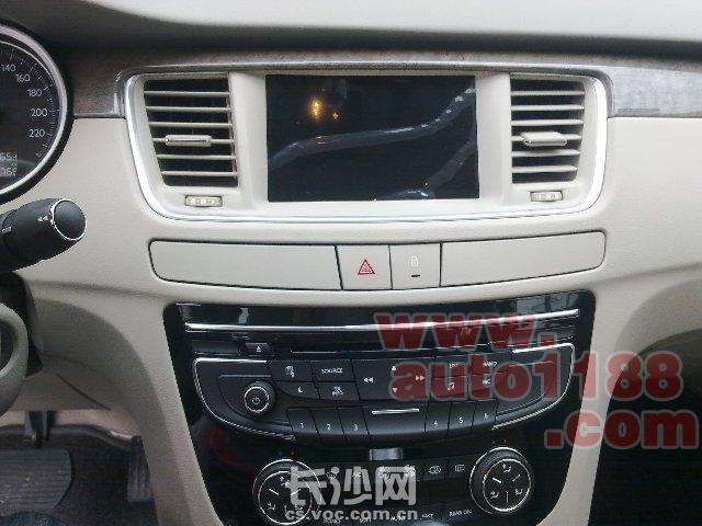 裝dvd 標志508原車屏幕加裝倒車影像 數字電視--安裝示意圖