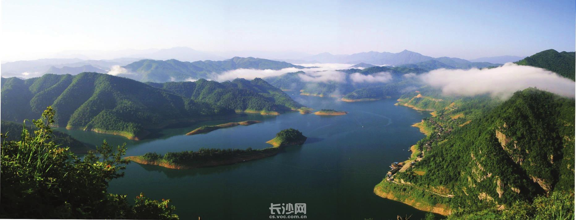 城步县是国家级重点风景名胜区.