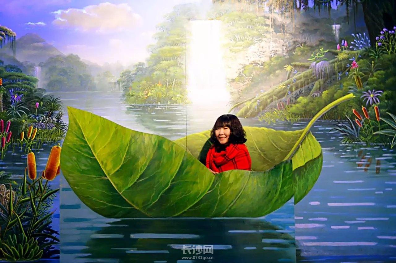 神奇错觉的搞笑世界,韩国明洞3D魔幻夜光美术馆1.jpg