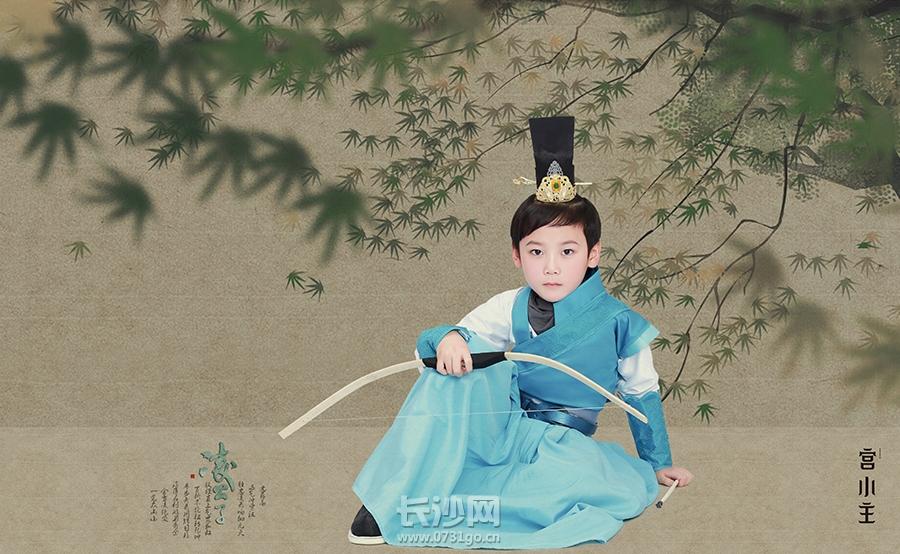 宫小主儿童摄影 www.csgxz.cc